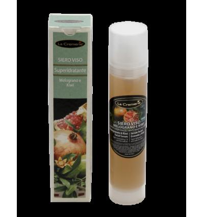 Serum za obraz GRANATNO JABOLKO in KIVI (50 ml)