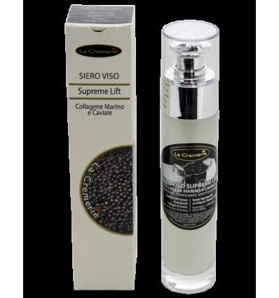 Serum za obraz KAVIAR in MORSKI KOLAGEN (50 ml)