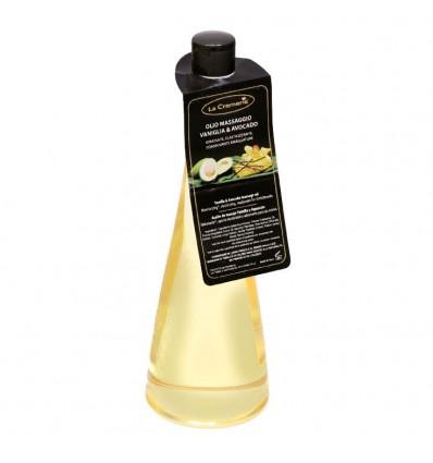 Olje za telo VANILIJA in AVOKADO (150 ml)