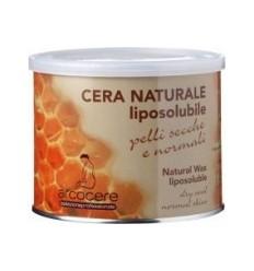 Oljetopni vosek v lončku NATURAL 400 ml