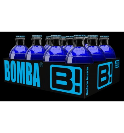 PAKET BOMBA BLUE 12X250 ML