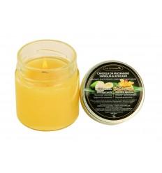 Masažna sveča VANILIJA in AVOKADO (200 ml)